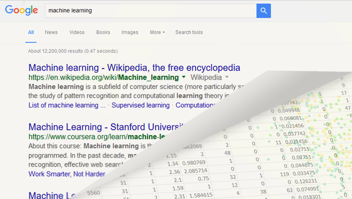 google-machine-learning-experiment