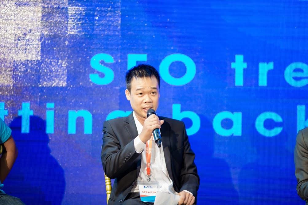 Chu Đình Châu - Chuyên gia trong ngành SEO tại Việt Nam
